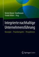 Integrierte nachhaltige Unternehmensf  hrung PDF