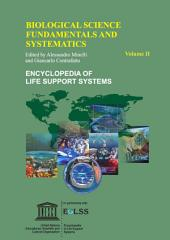 BIOLOGICAL SCIENCE FUNDAMENTALS AND SYSTEMATICS - Volume II