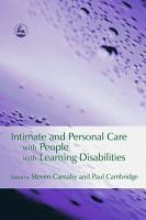 Intimate and Personal Care with People with Learning Disabilities PDF