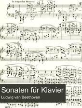 Sonaten für Klavier :: Band 3