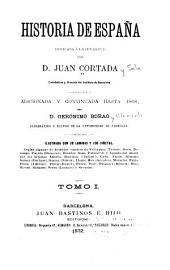 Historia de España dedicada á la juventud: Volumen 1
