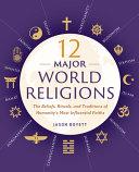12 Major World Religions PDF