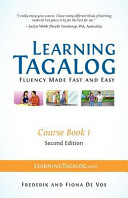 Learning Tagalog   Fluency Made Fast and Easy   Course Book 1   Free Audio Download PDF