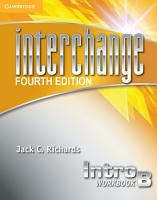 Interchange Intro Workbook B PDF