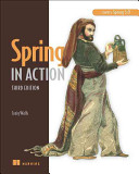 Spring In Action Book PDF