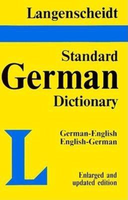 Langenscheidt s standard German dictionary