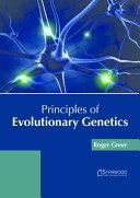 Principles of Evolutionary Genetics PDF