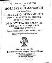 De moribus Germanorum