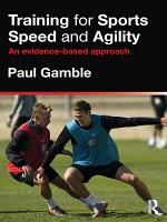 Training for Sports Speed and Agility PDF