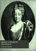 History of Frederick The Great II