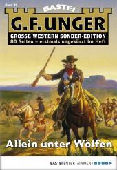 G. F. Unger Sonder-Edition - Folge 039: Allein unter Wölfen