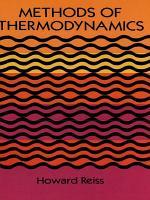 Methods of Thermodynamics