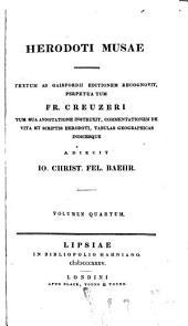 Herodoti Musae: Urania. Calliope