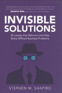 Download Invisible Solutions Book