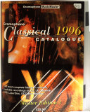 The Gramophone Classical Catalogue PDF