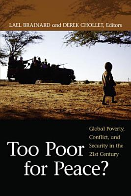 Too Poor for Peace