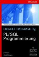 Oracle Database 10g PL SQL Programmierung PDF