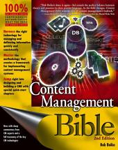 Content Management Bible: Edition 2