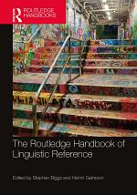 The Routledge Handbook of Linguistic Reference