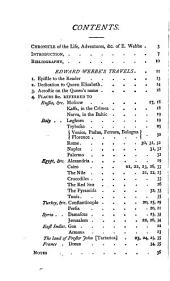 Edward Webbe ... his trauailes (The rare and most wonderful thinges which Edward Webbe hath seene) Ed. by E. Arber