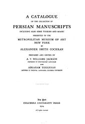 Indo-Iranian Series: Volume 1
