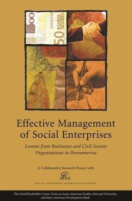 Effective Management of Social Enterprises