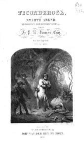 Ticonderoga, of Zwarte Arend: historiesch-romantiesch verhaal, Volume 2