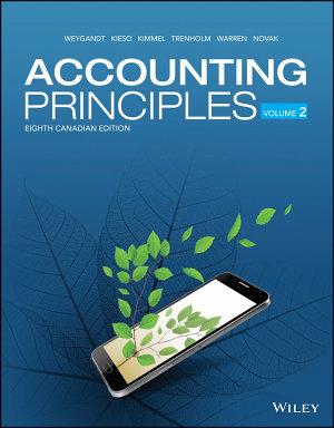 Accounting Principles  Volume 2