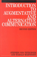 Introduction to Augmentative and Alternative Communication