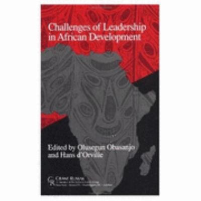 Challenges of Leadership in African Development
