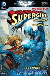 Supergirl (2011-) #11