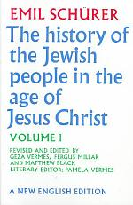 History of the Jewish People in the Age of Jesus Christ