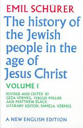 History Of The Jewish People In The Age Of Jesus Christ Book PDF