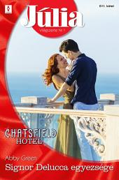 Júlia 611.: Signor Delucca egyezsége (Chatsfield Hotel 10.)