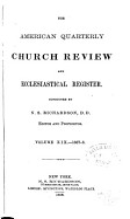 The Church Review PDF