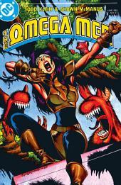 The Omega Men (1983-) #27