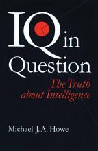 IQ in Question PDF