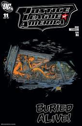 Justice League of America (2006-) #11