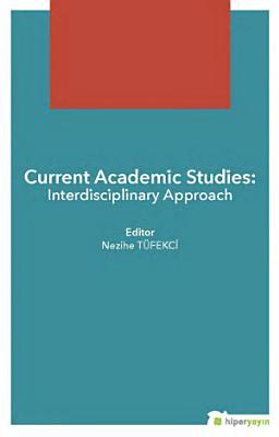 Current academic studies interdisciplinary approach PDF