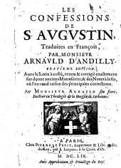 LES CONFESSIONS DE S. AVGVSTIN