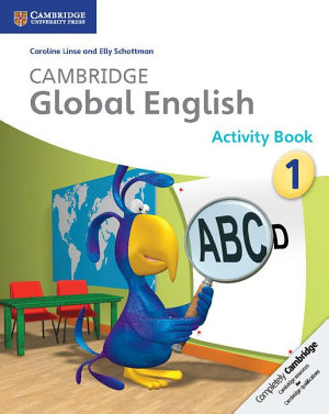 Cambridge Global English Stage 1 Activity Book PDF