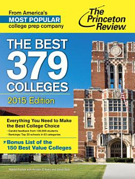 The Best 379 Colleges  2015 Edition PDF