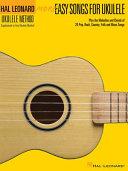 More Easy Songs for Ukulele PDF