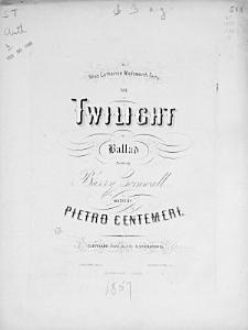 The Twilight PDF