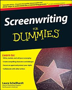 Screenwriting For Dummies Book