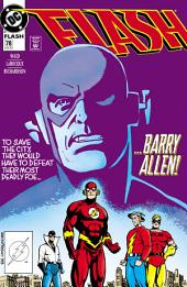 The Flash (1987-) #78