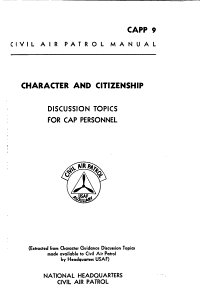 Character and Citizenship