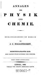 Annalen der Physik. Angefangen von Friedr(ich) Albr(echt) Carl Gren, fortgesetzt von Ludwig Wilhelm Gilbert: Band 102
