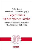 Segensfeiern in der offenen Kirche PDF