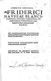 Catholicus Catechismus: sex libris compr